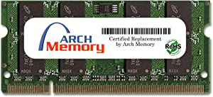 Arch Memory 2 GB 200-Pin DDR2 So-dimm RAM for Acer Aspire One 532h AO532h-2588