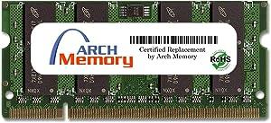 Arch Memory 2 GB 200-Pin DDR2 So-dimm RAM for Lenovo ThinkPad T61 8900