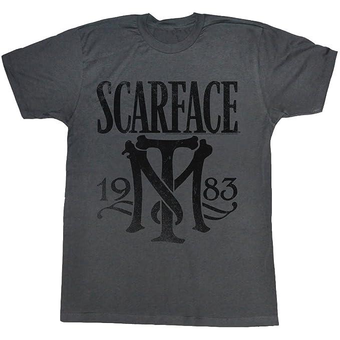 Amazon Scarface Tony Montana Symbol T Shirt Clothing