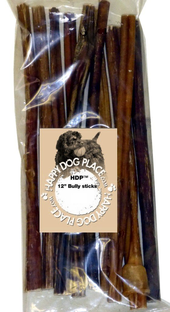 HDP Select Bully Sticks by pound Large Size:3_LB