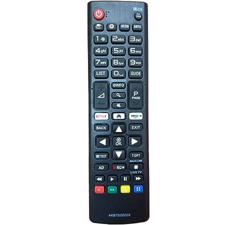 AKB75095308 - Mando a distancia universal para LG Smart TV: Amazon.es: Electrónica