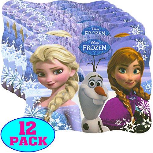 Disney Frozen Placemats Package Elsa