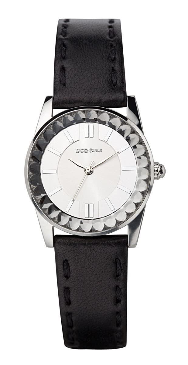 Amazon.com: BCBGirls Womens GL2013 Crystal Accented Cool Contrast Collection Watch: Watches