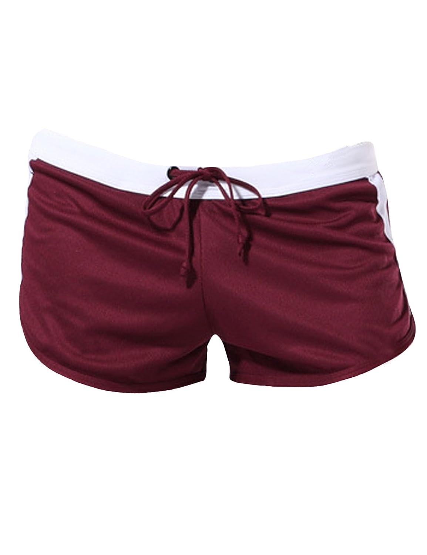 Legou Men G-Cup String Sports Boxer Shorts