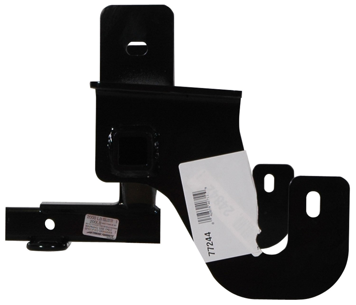 Reese Towpower 77244 Class I Insta-Hitch with 1-1//4 Square Receiver opening