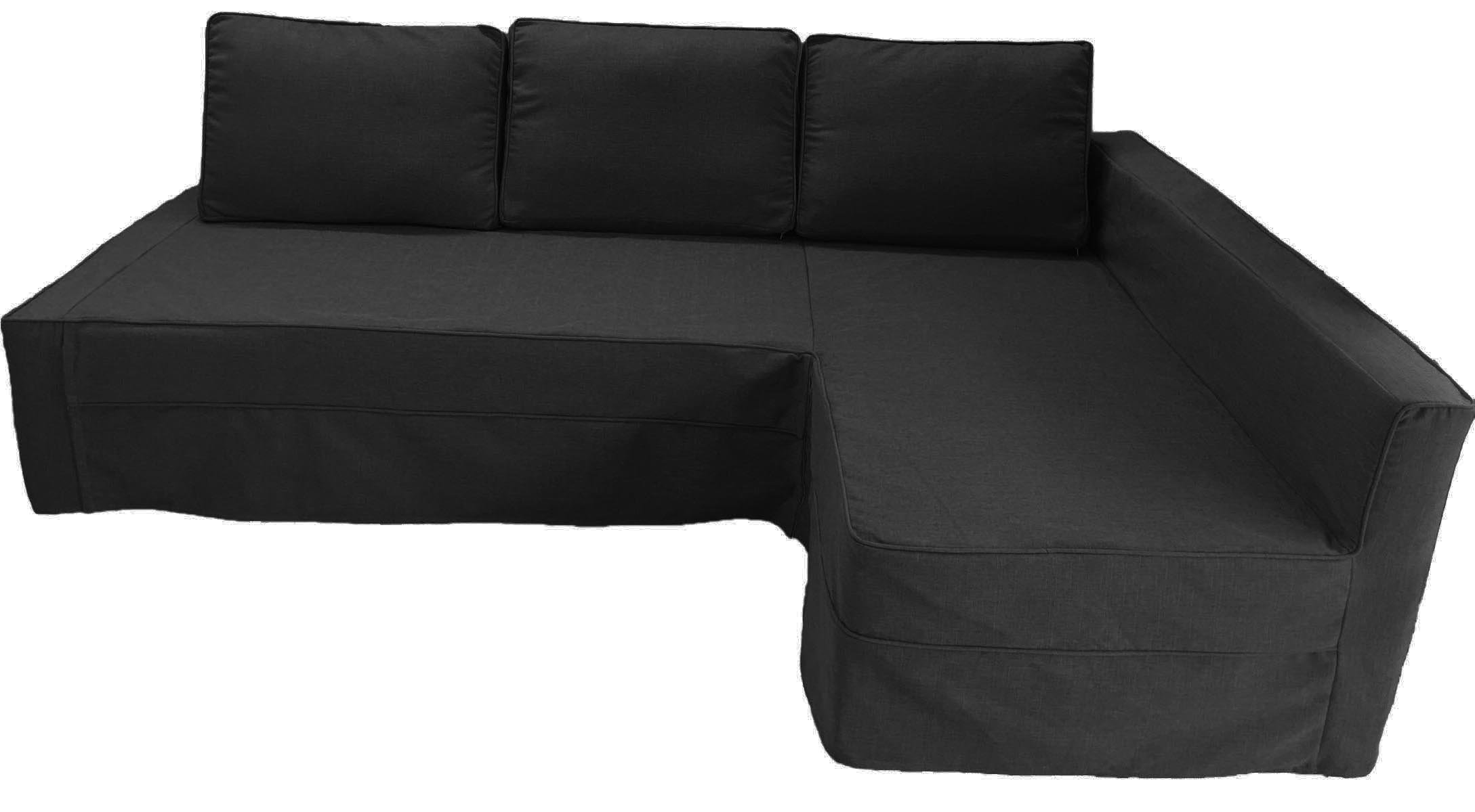 The Gray Ikea Friheten Slipcover is For Ikea Friheten Cover The