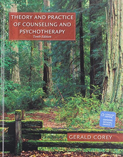 Bundle: Theory and Practice of Counseling and Psychotherapy, 10th + LMS Integrated for MindTap Counseling, 1 term (6 mon