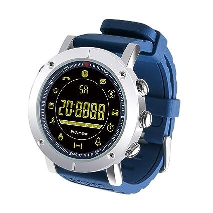 Qomomont Smartwatch Pulsera Actividad Inteligente para ...