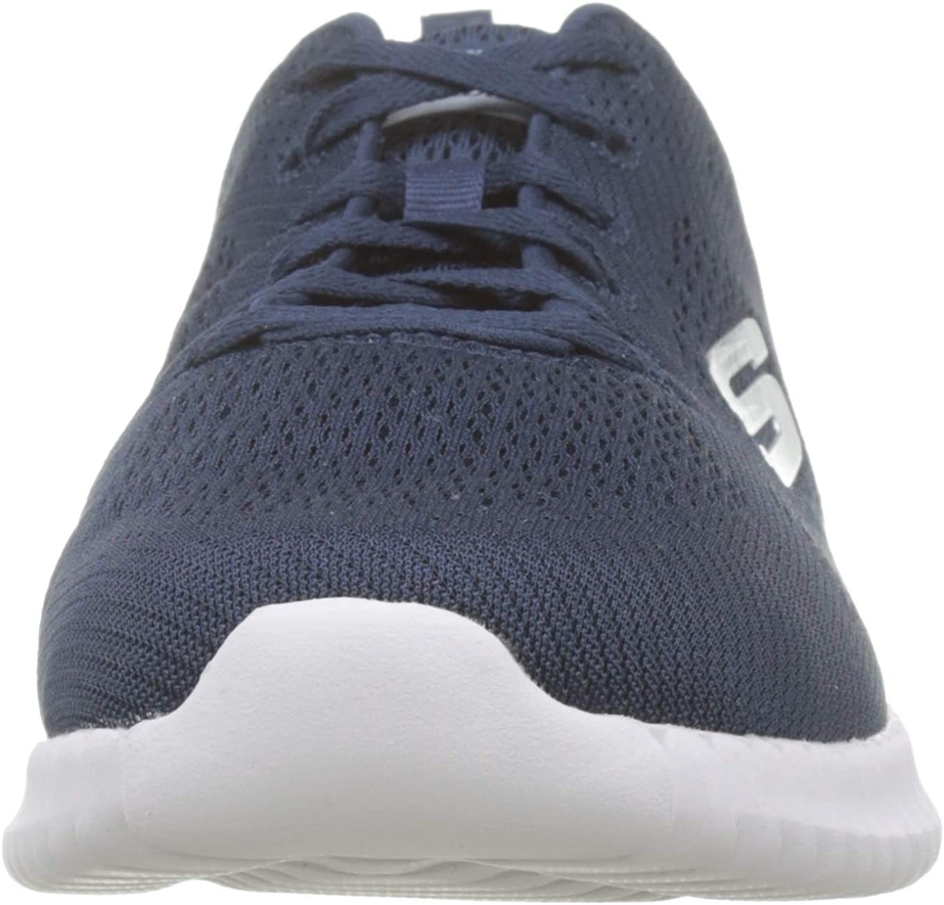 Skechers Men's Elite Flex-Clear Leaf Trainers Blue Navy Nvy