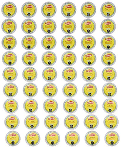Lipton Unsweetened K Cup Classic Count
