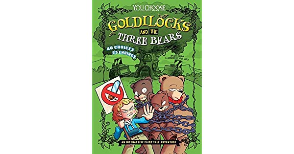 Amazon.com: Goldilocks and the Three Bears: An Interactive ...