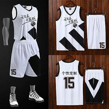 LAFE NBA Baloncesto Uniformes Camiseta de Estudiante Impresa a ...