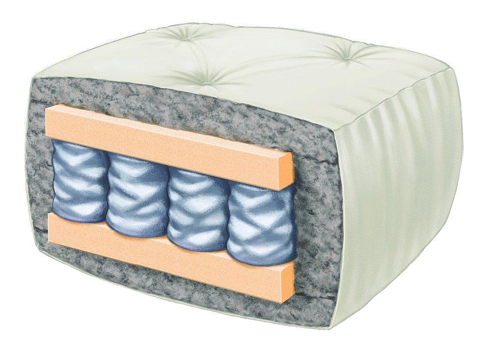 amazoncom serta redbud micro fiber full futon mattress chocolate kitchen u0026 dining