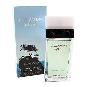 Gabbana Light Portofino Femme 100ml Blue Edt Dolce 0Onwm8vN