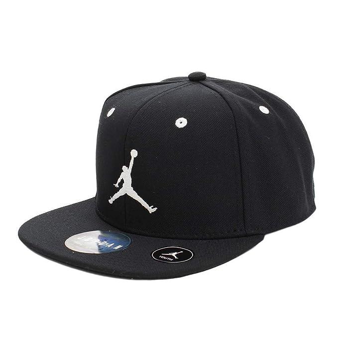135dd579737 Amazon.com  NIKE Jordan Boys  Jumpman Snapback Hat (Youth 8-20 ...