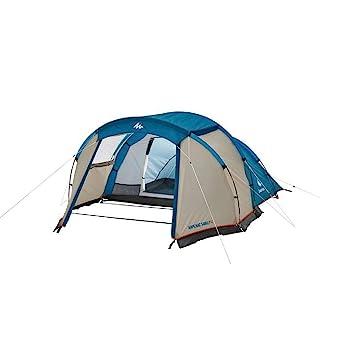 Decathlon - Tienda de campaña Arpenaz Camping Family, Hombre, ARPENAZ FAMILY 4
