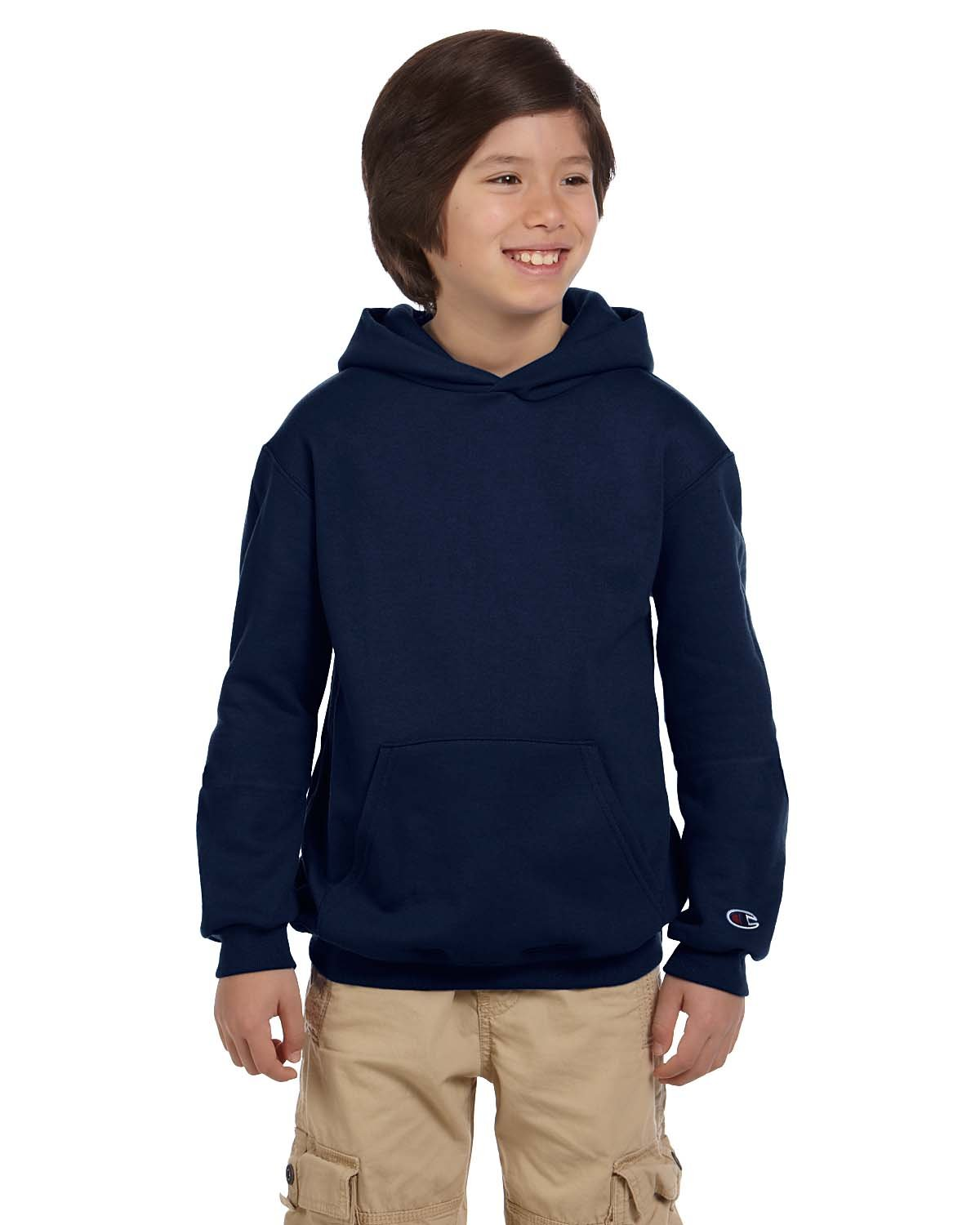 Champion Youth Eco Youth 9 oz. Pullover Hood S790