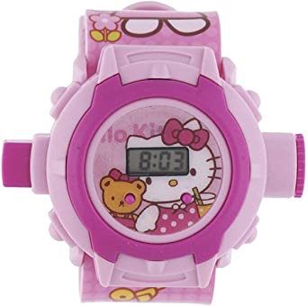 Hello Kitty - Reloj de Pulsera Digital para niños, diseño de ...