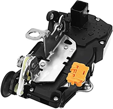 Amazon Com 931 108 Door Lock Actuator Replace 25876389 15785128 20783857 25873488 Rear Left Driver Side Motor For Cadillac Escalade Chevrolet Tahoe Gmc Yukon 2007 2009 By Topemai Automotive