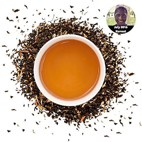 Vintage Earl Grey by Ghograjan Tea Estate - Loose Leaf Blend Direct From Assam India Plantation - (1 pound) (200 servings)