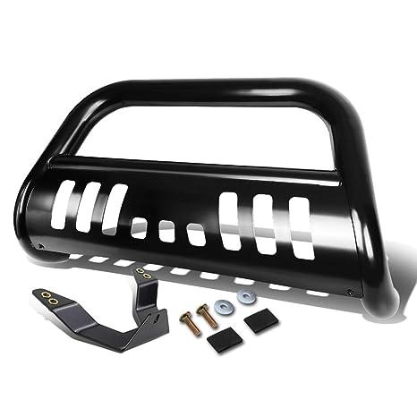 Skid Plate For Highlander XU50 3 inches Chrome Bumper Push Bull Bar Relocation Kit