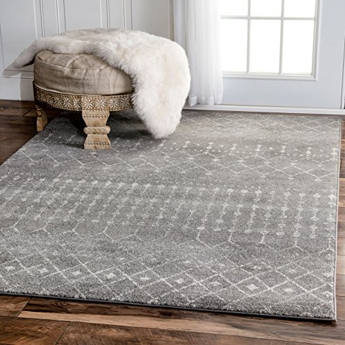 Top 10 best gray and brown area rug 5×7: Which is the best one in 2020?