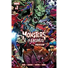 Monsters Unleashed Free Preview #1 (Monsters Unleashed (2017))
