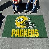 "Fanmats Home Indoor Sports Team Logo Mat Minnesota Vikings All-Star Rugs 34""x45"""