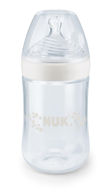 BPA Free 150 ml 0-6 Months Silocone Teat 1 Count NUK Nature Sense Baby Bottle