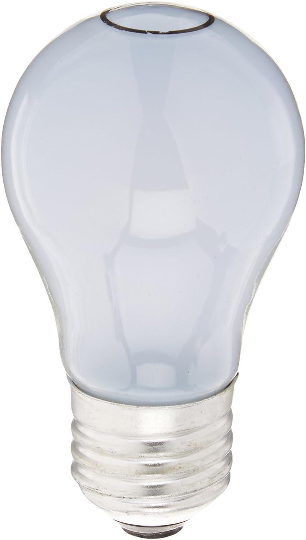 2-Pack 241555401 Refrigerator Light Bulb Replacement for Frigidaire FFHS2322MBKA Refrigerator Compatible with Frigidaire 241555401 Light Bulb