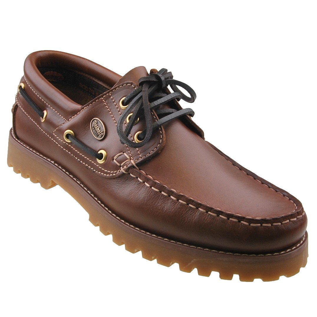 Dockers by Gerli Moccasins Bootsschuhe-Black, Cafe or Deer Men and Women