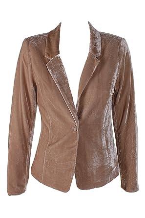 Amazon.com: Kensie - Blazer de terciopelo para mujer, S ...