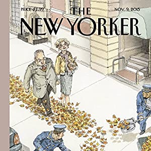 The New Yorker, November 9th 2015 (Nick Paumgarten, Alexis Okeowo, Alexandra Schwartz) Periodical