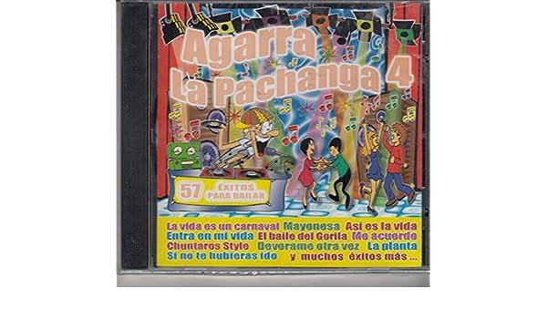 Agarra La Pachanga Vol 4 - Agarra La Pachanga Vol 4 - Amazon ...