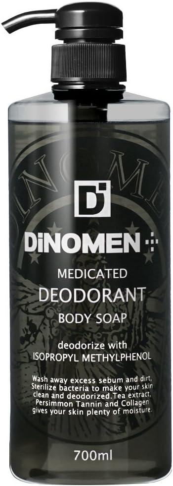 DiNOMEN 薬用デオドラント ボディソープ