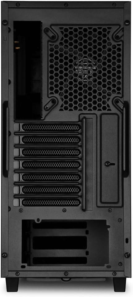 Sharkoon AI7000 Silent PC-Geh/äuse gr/ün