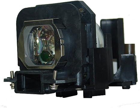 azurano Ersatzlampe mit Geh/äuse f/ür PANASONIC PT-AX200E ET-LAX100
