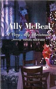 Ally Mcbeal Christmas (Audio Cassette)