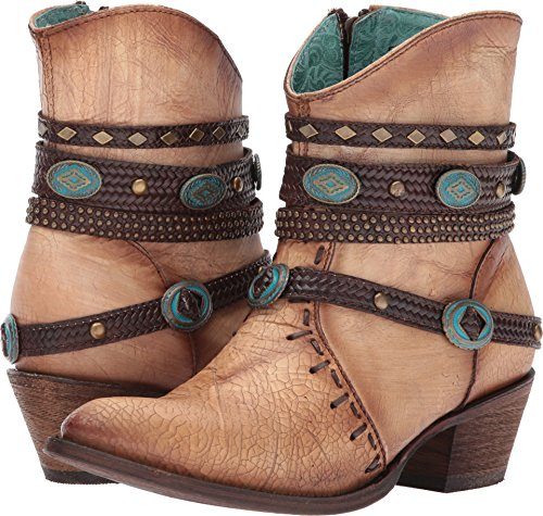 Round Toe Harness Boots - 1