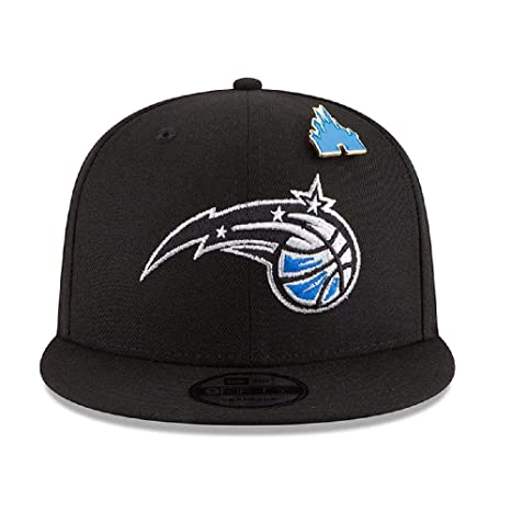 reputable site e37ac 87842 Image Unavailable. Image not available for. Color  New Era Orlando Magic  2018 NBA Draft Cap 9FIFTY Snapback ...