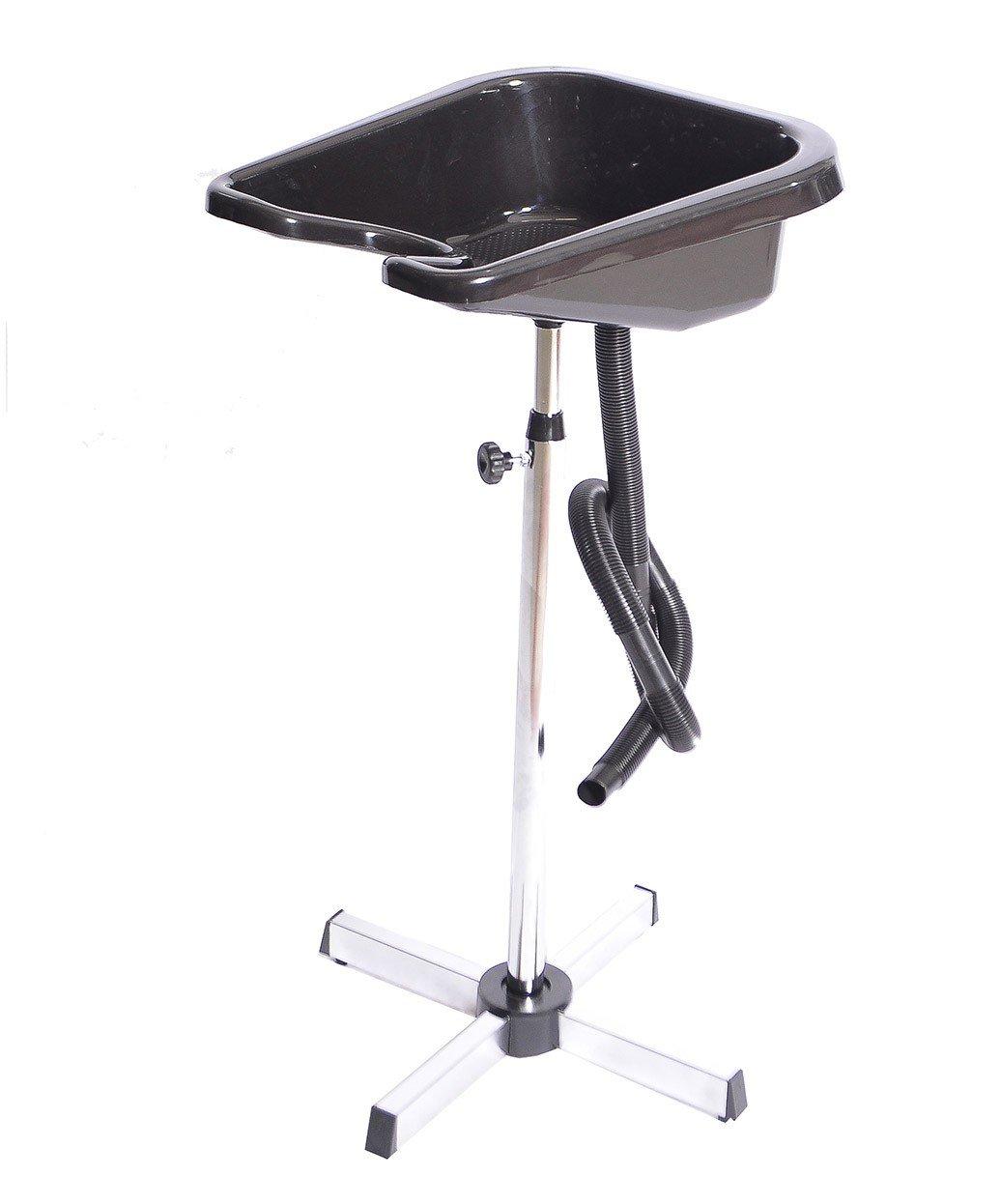 PIBBS Portable Head Washing Unit Black (Model: 210) by Pibbs Industries