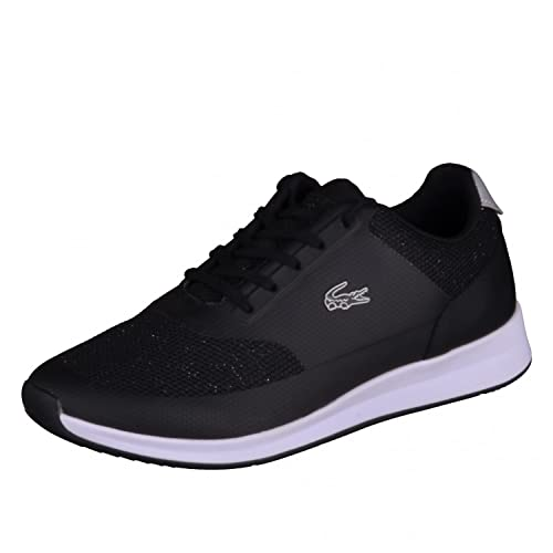 Lace Femme Mode NoirChaussures Lacoste Chaumont Baskets 7Y6ygvIfmb
