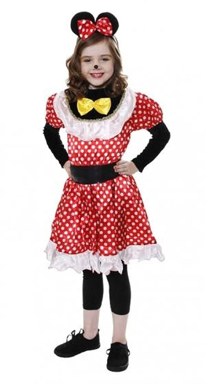 Islander Fashions Minnie Mouse para ni�os Disfraz de Lunares ...