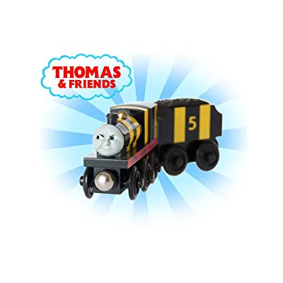 Busy As a Bee James - Thomas Wooden Railway in bulk poly bag package.: Toys & Games