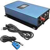 ECO-WORTHY 1000W Solar on Grid Tie Inverter Power Limiter MPPT PV System DC 45-90V to AC90-140v