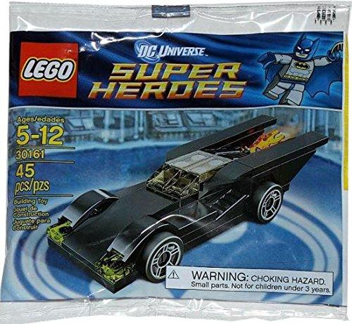 LEGO Heroes 30161 Batmobile Bagged