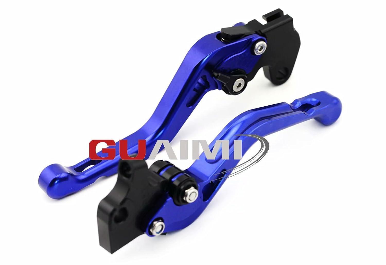 CNC Leve freno e frizione corti per Yamaha YZF-R125 2012-2013 WR125X WR125R 2009-2013