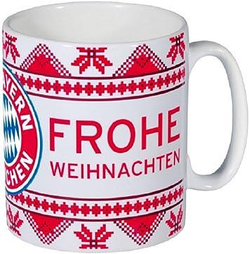 FC Bayern M/ünchen Weihnachtshaferl