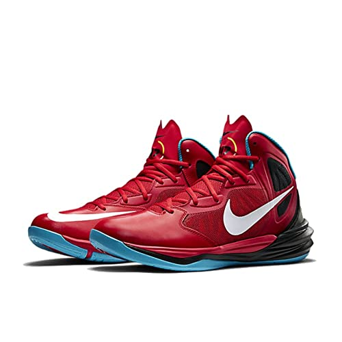 Nike Prime Hype DF N7 University Red/Black/Dark Turquoise/White