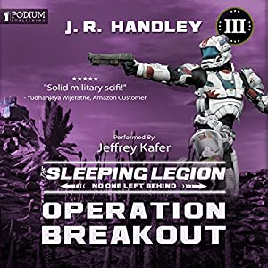 Operation Breakout Audiobook